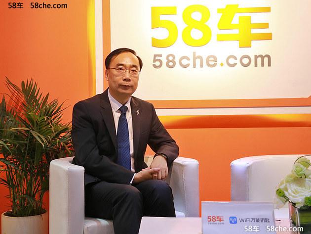 2017上海车展 专访宝沃汽车副总裁贾亚权