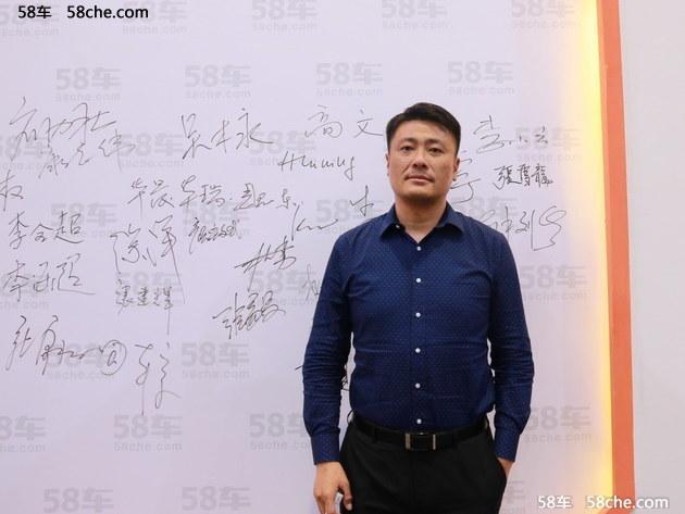 2017上海车展 专访东南汽车张雪龙部长