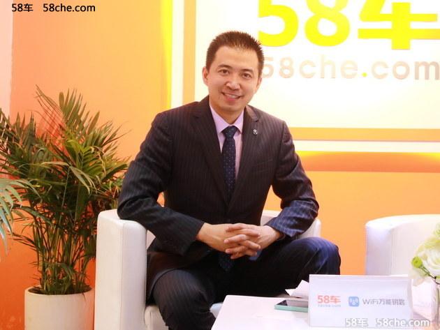 2017上海车展 访广汽本田销售公司张毅