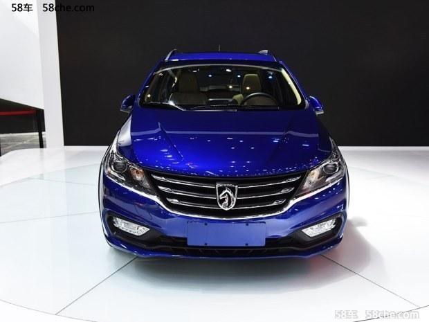 2017上海车展 宝骏310Wagon首次正式亮相