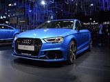 2017上海车展 奥迪全新RS3三厢版实拍