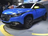 2017上海车展 纳智捷 全新小型SUV首发