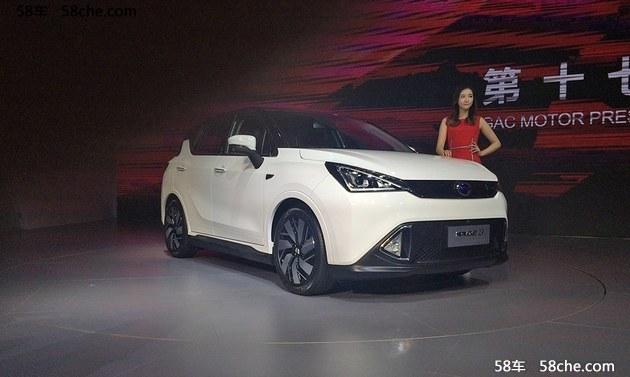 2017上海车展 广汽传祺GE3车型国内首发