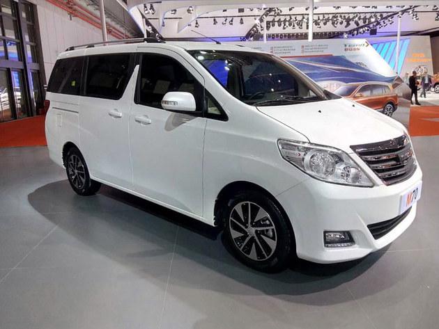 2017上海国际车展:最新MPV车型汇总