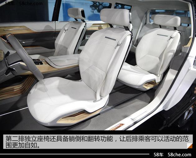 2017上海车展 Jeep全新SUV概念车云图