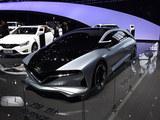 2017上海车展 朗世RF-EA2概念车亮相