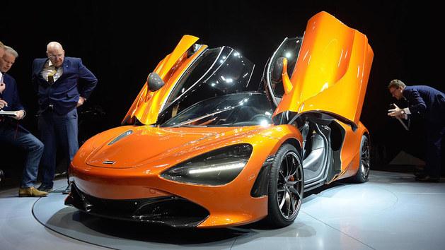 迈凯伦关注豪华SUV市场 或生产4座车型