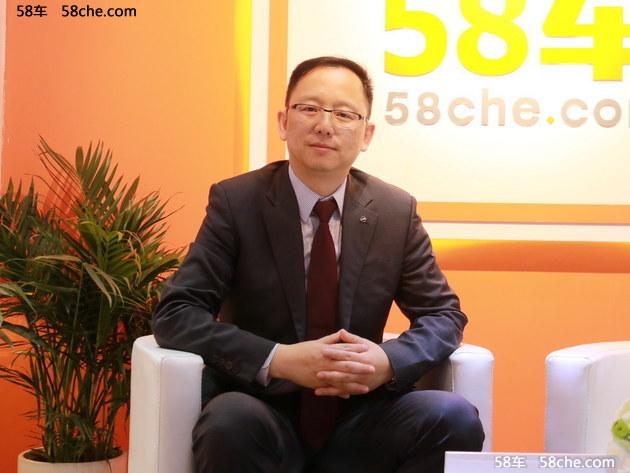 2017上海车展 专访东风日产市场部颜宏斌