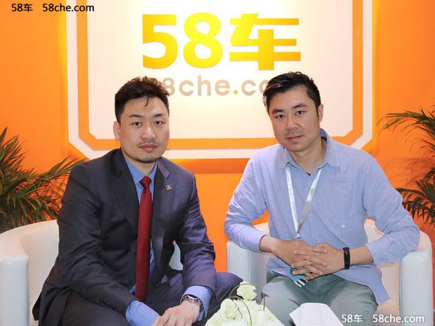 2017上海车展 专访东风雪铁龙市场部邓凌