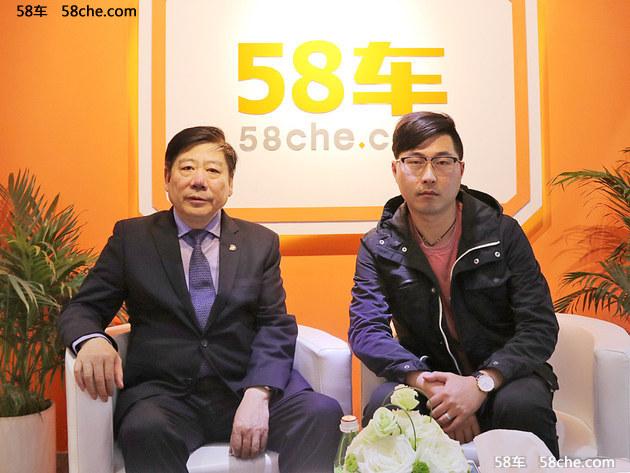 2017上海车展 专访庞大集团董事长庞庆华