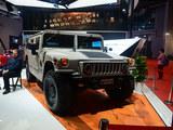 硬汉/小资/超跑 Humvee亮相上海车展