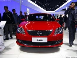 2010北京车展一汽大众新宝来1.4TSI