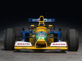 贝纳通F1赛车将出售 舒马赫曾经的座驾