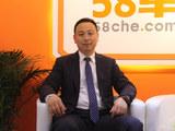 2017上海车展 访奔腾市场部部长张建辉