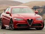 多2缸/贵56万 阿尔法·罗密欧Giulia QV版