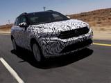 大众T-Roc SUV测试截图曝光 或8月上市