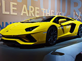 兰博基尼Aventador S实拍 怪兽更加狂野