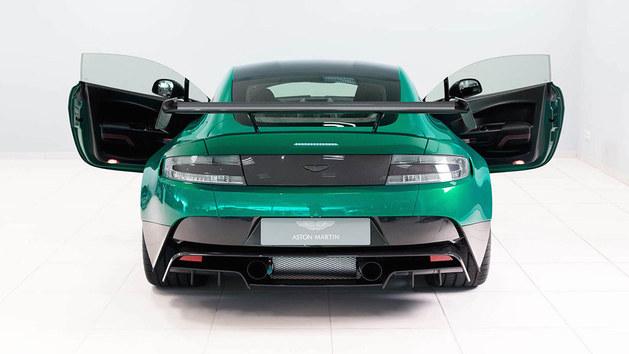 阿斯顿·马丁Vantage GT12限量版将拍卖