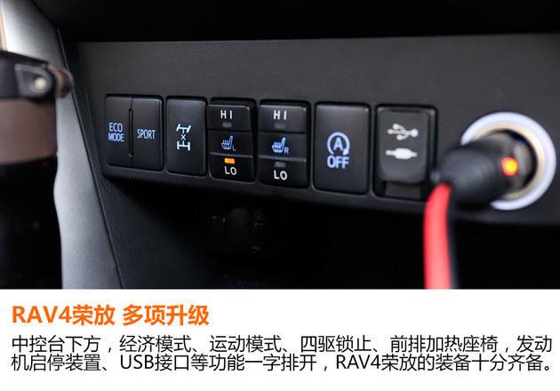 丰田RAV4荣放 23年前城市SUV的开创者