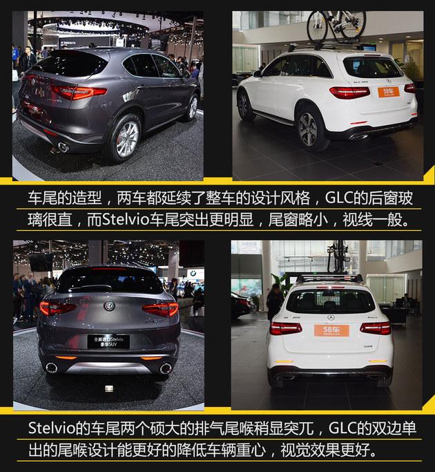 Stelvio过招GLC 豪华中型SUV的搅局者