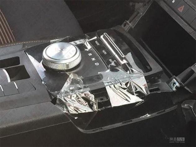 MG全新SUV车型谍照曝光 或采用纯电驱动