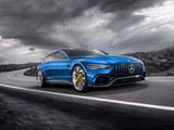 曝奔驰AMG GT旅行版渲染图 或达815马力