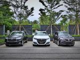 3款合资品牌中型SUV对比 UR-V/汉兰达/昂科威