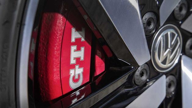 大众新高尔夫GTI Performance英国开售