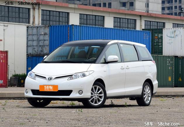 丰田10月停止进口普瑞维亚3.5L和丰田86