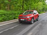 Jeep指南者200TS高性能四驱版试驾 更野更强劲
