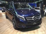 奔驰V260L臻藏版6月3日上市 已接受预定