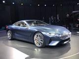 宝马8系概念车正式发布 将于2018年量产