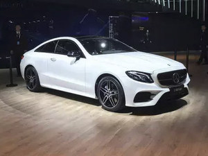 全新奔驰E级Coupe 将于深港澳车展上市