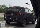 荣威全新SUV路试谍照曝光 搭两款发动机