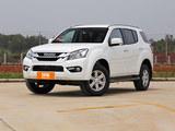 五十铃mu-X新增车型上市 售价25.18万元