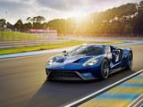 全新一代福特GT超跑技术解析 叫板法拉利
