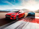 福特发福克斯RS特别版官图 限量1500台