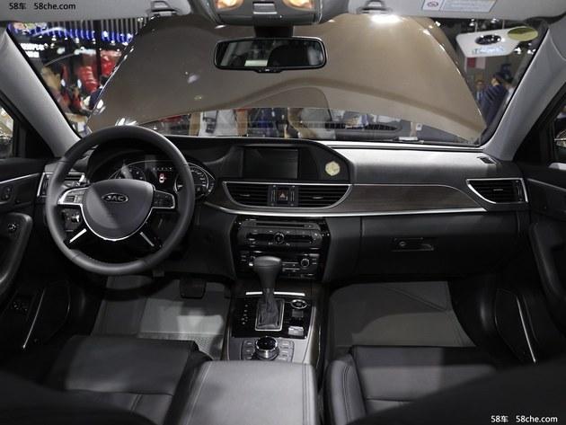 江淮瑞风A60尊贵型上市 售价22.95万元