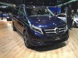 奔驰新款V级上市 售价48.90-64.60万元