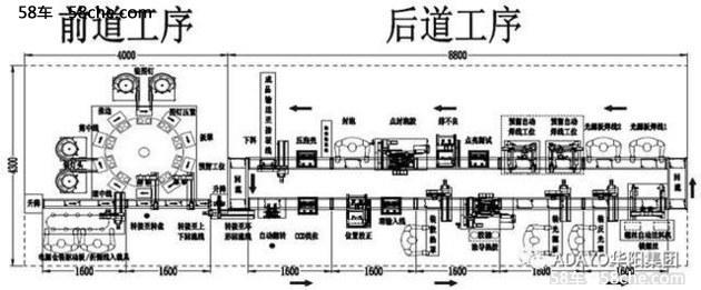 华阳160电路图