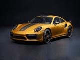 保时捷最强911 Turbo S发布 限量500台
