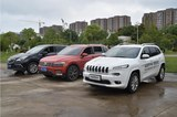 Jeep自由光升级 谁为途观L 昂科威买单