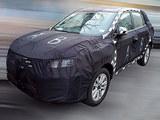 独家:荣威全新小型SUV年内亮相 或名RX3