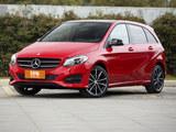 奔驰新款B级正式上市 售24.2-36.8万元