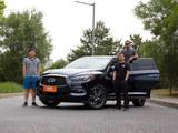 英菲尼迪QX60深入体验 豪华七座SUV标杆