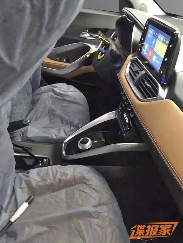 宝骏510新车型申报图曝光 搭iAMT变速箱