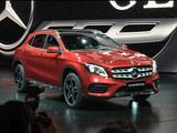 北京奔驰新款GLA上市 售价27.18-39.90万