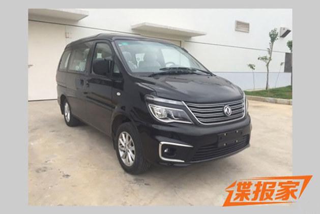 菱智M5新车型申报图曝光 增1.3T发动机