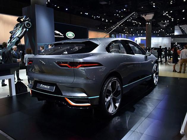 捷豹I-PACE已正式投产 或将7月13日发布