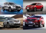 江淮瑞风S7上市 3款同级别竞品SUV推荐